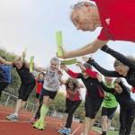 Zweitägiges Seminar für Lauftrainer beim LC Solbad Ravensberg schult in Theorie und Praxis
