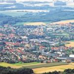 Barnstorfs Bürgermeister Jürgen Lübbers berichtet über Ideen gegen »Flächen fraß«