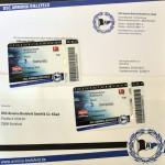 DSC Arminia Eintrittskarte