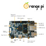 Orange Pi Single-Board Computer bei VoIPDistri.com kaufen