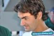 Tennis mit Roger Federer