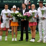 Mixed Exhibition-Match - Warsteiner Champions Trophy