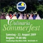 »Sommerfest Culinaria« bringt den Sommer nach Halle