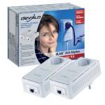 devolo präsentiert innovative HomePlug-Lösung für flächendeckendes Hybrid-TV