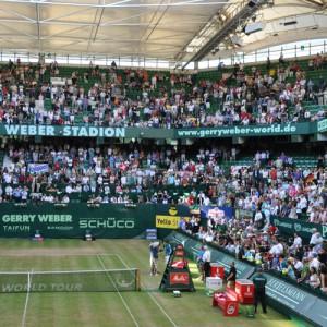 Roger Federer im Interview Sport1, nach Turniersieg 11.06.2010