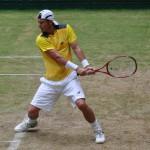 Lleyton Hewitt siegt im ATP Turnier Finale gegen Roger Federer