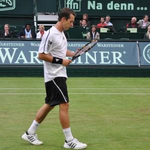 Philipp Kohlschreiber (Foto: Altkreis-Halle.Net)