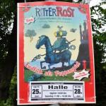 RitterRost Puppentheater für Kinder
