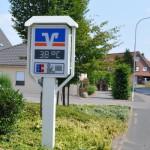 38° Grad tropische Temperaturen