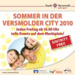 Sommer in der Versmolder City