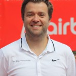 Interview: Teamchef Thorsten Liebich, 1. Tennis-Point-Bundesliga Herren TC Blau-Weiss Halle