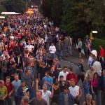 Massenpanik auf Loveparade