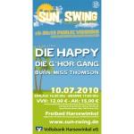 Sun Swing Poolparty Sommer-Festival Harsewinkel