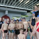 30. Nachwuchs-Schwimmwettkampf in Steinhagen