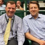 Philip Brook neuer Tennisclub-Vorsitzender in Wimbledon