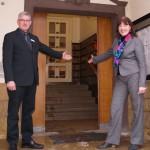 Mehr Service – Haller Rathaustüren länger geöffnet