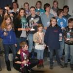Vereinsmeisterschaften und Weihnachtsfeier 2010