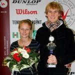 Bestes Teilnehmerfeld bei den Hallen-Westfalenmeisterschaften - 12. bis 23. Januar 2011
