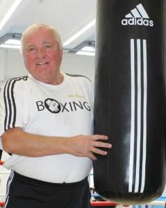 Box-Trainer Ulli Wegner hat eine hohe Meinung von Ran Nakash, dem Herausforderer von WBO Boxweltmeister Marco Huck: Der ist vielleicht sogar stärker als Fragomeni. Denn er ist noch ungeschlagen und hält sich daher für unbesiegbar. © GERRY WEBER WORLD (HalleWestfalen)