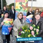 """""""Halle Blüht auf"""" Neue Veranstaltungsreihe der Stadt Halle Westfalen"""