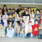 Böckstiegel-Projekt: Grundschüler stellen große Kreativität unter Beweis