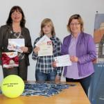Hauptgewinner des diesjährigen Gerry Weber Open Preisrätsels stehen fest