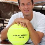 Tennis-Mannschafts-Weltmeister Philipp Kohlschreiber nimmt Training auf