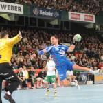 Handball-Bundesligist TBV Lemgo gegen zwei Spitzenteams in der Haller Eventarena