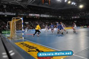 Handball Bundesliga im GERRY WEBER STADION