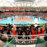 Im DVV-Pokalwettbewerb stehen die Viertelfinalpaarungen fest