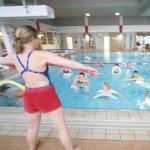 Startschuss für die neuen Lindenbad-Kurse 2012
