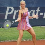 Tennis-Bundesliga-Spitzensport beim TC Blau-Weiss Halle