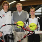33. Westfälische Tennis-Hallenmeisterschaften - 11. bis 15. Januar 2012 - Werne