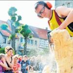 Förster Carsten Böltz gestaltet einen ungewöhnlichen Jacobi-live-Gottesdienst unter freiem Himmel