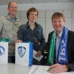 TBV Lemgo spielt im GERRY WEBER STADION gegen HSV Hamburg & THW Kiel