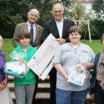 Deutscher Kinderschutzbund Ortsverband Bielefeld erhält eine Spende über 5.000 Euro