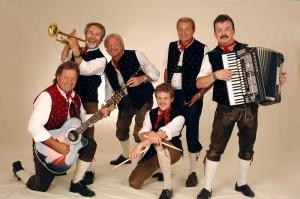 Original Hofbräuhaus-Showband sorgt für Wiesn-Flair in der Lindenstadt