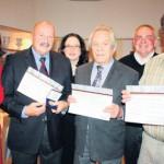 Stadtverband Werther ehrt langjährige Mitglieder auf der Hauptversammlung