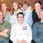 Holländer feiern am Weihnachtsmarkt-Freitag ihren Abschied