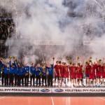Schweriner SC und Generali Haching sind die neuen nationalen Volleyball-Pokalsieger