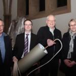 Moderne Technik in Halles größter Kirche: LED-Lampen sorgen für unterschiedliche Lichtszenen