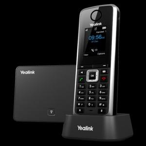 Yealink W52P schnurlos IP-DECT Telefon