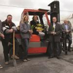 Startschuss: Über 80 Aussteller auf der Haller Gewerbeschau-Gartnisch 2013