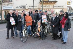 """""""Versmold sattelt auf"""" dreht sich am Samstag, 27. April, von 15 bis 18 Uhr alles rund ums Fahrrad. Foto: Stadt Versmold"""