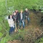Biologische Station Gütersloh-Bielefeld will mit einem besonderen Artenschutzprojekt am Schwarzbach helfen, die Population zu vergrößern