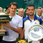 Sechster Titel für den Maestro – Roger Federer gewinnt die 21. GERRY WEBER OPEN mit einem 6:7, 6:3, 6:4-Finalerfolg über Mikhail Youzhny