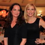 Hochkarätige Gäste bei der GERRY WEBER OPEN Fashion Night 2013 mit der Schauspielerin Natalia Wörner und TV-Moderatorin Sonya Kraus. © GERRY WEBER OPEN (HalleWestfalen)