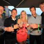 Tolle Players' Party im Elephant Club – Stars der GERRY WEBER OPEN feiern in Bielefeld