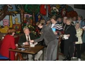 Blind Date Lesung in Versmold. Foto-Quelle: Stadt Versmold