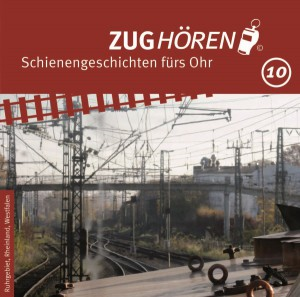 ZUGhoeren10 CD Cover